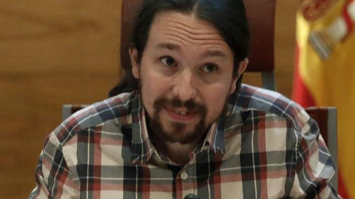 Iglesias pone fin a la limitación de los sueldos en Podemos