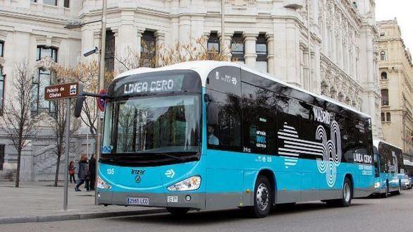 Arranca la segunda línea Cero Emisiones que unirá Argüelles y Puerta de Toledo