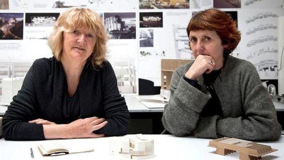 Las irlandesas Yvonne Farrel y Shelley McNamara, ganadoras del 'Nobel de arquitectura'