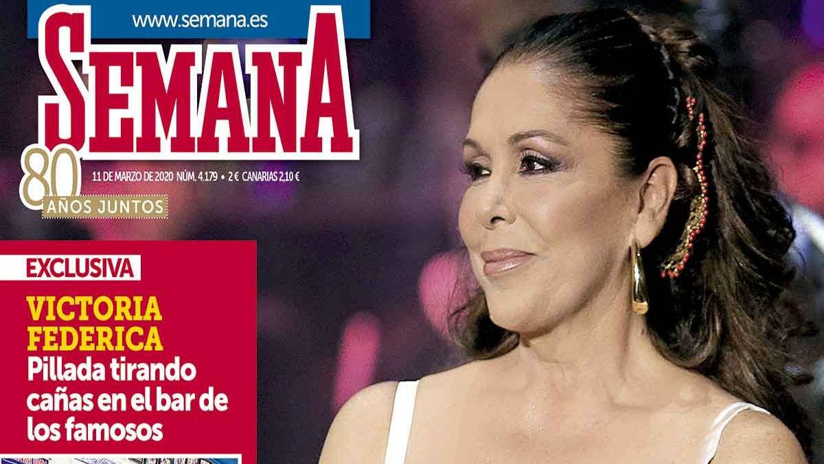 Isabel Pantoja vuelve a los escenarios y Nagore y Sandra se dan otra oportunidad