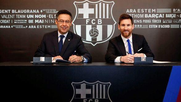 ¿Contamina más Bartomeu o Messi al día a día del Barcelona?