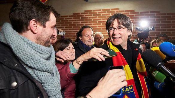 Una jueza de Gerona pide al Supremo que investigue a Puigdemont por corrupción