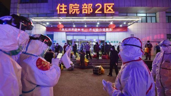 Muere en Wuhan un hombre de 36 años cinco días después de recibir el alta médica