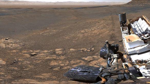 El rover Curiosity toma la foto más detallada de Marte: 1.800 millones de píxeles