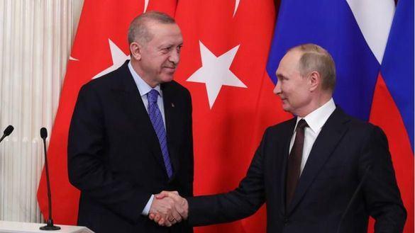 Rusia y Turquía acuerdan un alto el fuego inmediato en Idlib