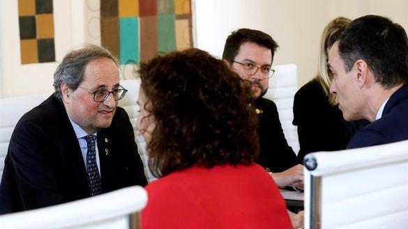 El PSC, partidiario de reconocer a Cataluña como nación como pide Puigdemont