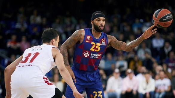 Otro apretón de última hora permite al Barcelona mantener la racha triunfal |83-80