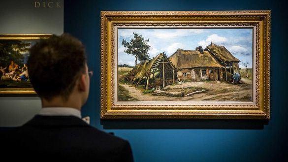 Un Van Gogh de 4 euros y un Degas de 35 millones, destacados en la feria TEFAF