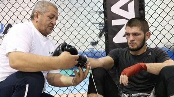 UFC. ¿Es Tony Ferguson el primer luchador que hace dudar a Khabib?