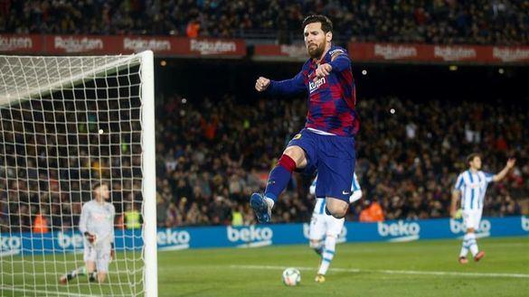 El VAR rescata calma para el Barcelona ante la Real Sociedad | 1-0