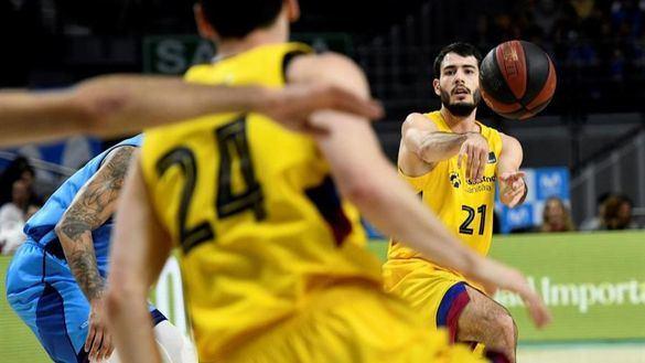 ACB. El Barcelona defiende su liderato con apuros