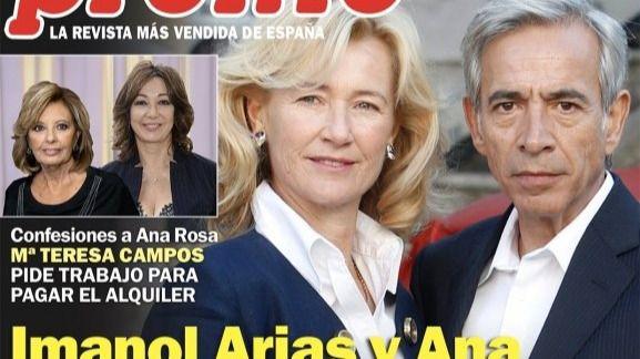María Teresa Campos, desesperada, pide trabajo para pagar el alquiler