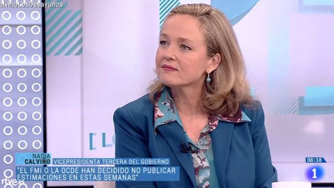 Calviño reconoce ahora el impacto del coronavirus en la economía