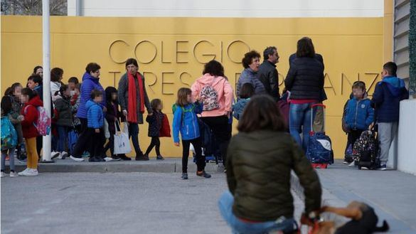 Madrid cierra guarderías, colegios, institutos y universidades ante el avance del coronavirus