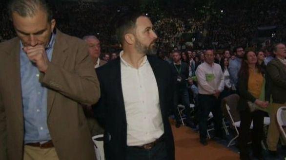 Ortega Smith da positivo por coronavirus y el Congreso suspende los plenos