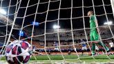 Un póker de Ilicic acaba con el sueño de remontada del Valencia | 3-4