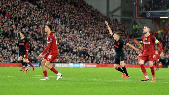 La épica del Atlético, Oblak y Llorente conquistan Anfield y apagan al Liverpool | 2-3