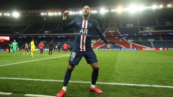 Neymar conduce al PSG a la remontada ante el Dortmund y a cuartos | 2-0