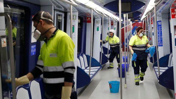 Medidas extraordinarias en el Metro: apertura automática de puertas en vagones y estaciones