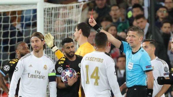 La UEFA aplaza el partido del Real Madrid contra el Manchester City