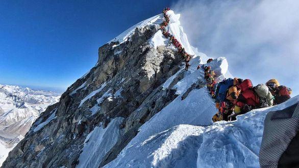 El coronavirus cierra hasta el Everest