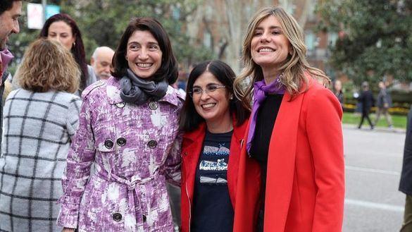 Coronavirus en el Gobierno: Carolina Darias e Irene Montero, contagiadas