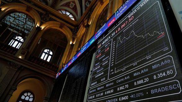 El Ibex cierra la segunda peor semana de su historia con una caída del 20,8%