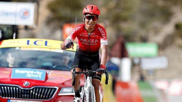 París-Niza. El brillo de Nairo Quintana pone el colofón a la carrera
