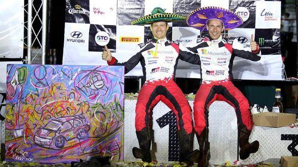 Rally de México. Oiger se proclama campeón y afirma que