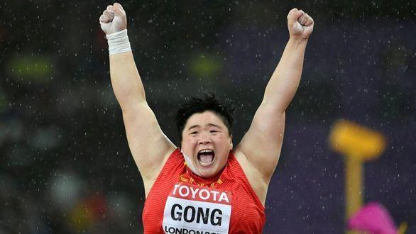 China pasa página del coronavirus: reinicia la competición en atletismo
