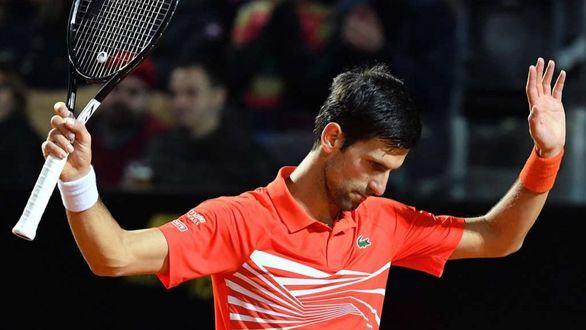 ATP. Los tenistas, menos Djokovic, acordaron no competir por el coronavirus vía WhatsApp
