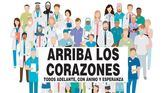 Los famosos cuentan cómo están viviendo la crisis del coronavirus desde sus casas