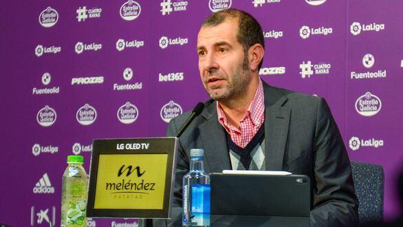 El Valladolid rechaza los test ofrecidos por LaLiga