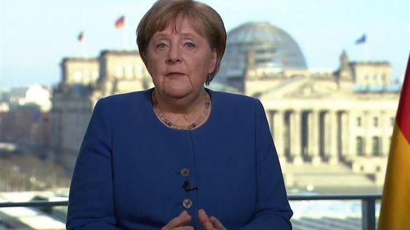Merkel dice que Alemania está ante el