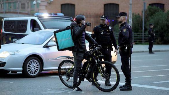 Policía, Guardia Civil y militares piden test de diagnóstico y ser considerados personal de alto riesgo