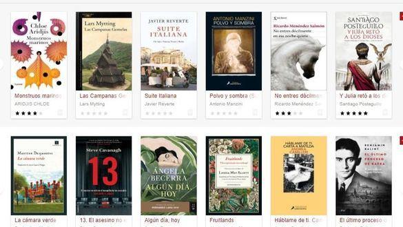 eBiblio: 10.000 libros y 4.000 pelis gratis sin necesidad de tener carné de biblioteca