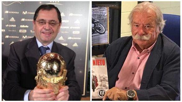 Fallecen dos periodistas deportivos por coronavirus