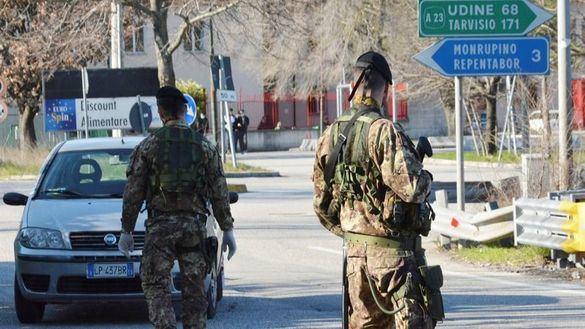 Lombardía pide que los militares patrullen las calles: