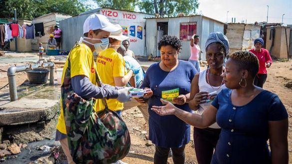 África: la epidemia avanza y supera los 1000 positivos