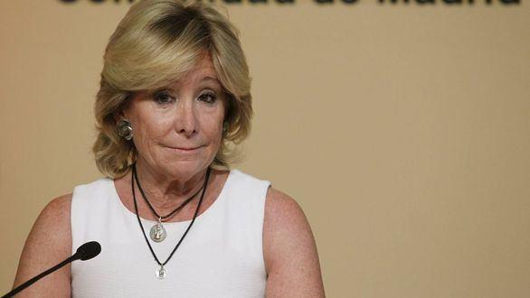 Esperanza Aguirre lanza un mensaje de esperanza tras superar el coronavirus