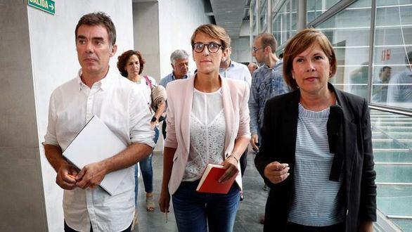 EH Bildu recupera la alcaldía de Estella con el apoyo de dos exediles socialistas