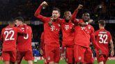 Directiva y jugadores del Bayern se bajan el suelo para evitar despidos de trabajadores del club