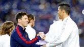 Messi y Cristiano Ronaldo se suman a la guerra contra el coronavirus