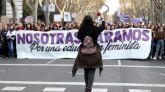 Una jueza investiga al delegado del Gobierno en Madrid por permitir la manifestación del 8-M