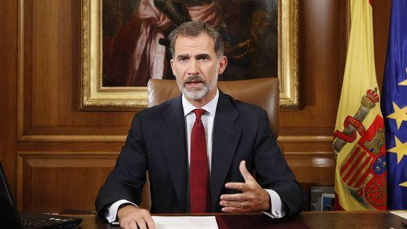 El Rey transmite su apoyo a autónomos, empresarios y sindicatos