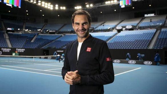 ATP. Primer contagio en el tenis y Federer da un millón a las familias de Suiza