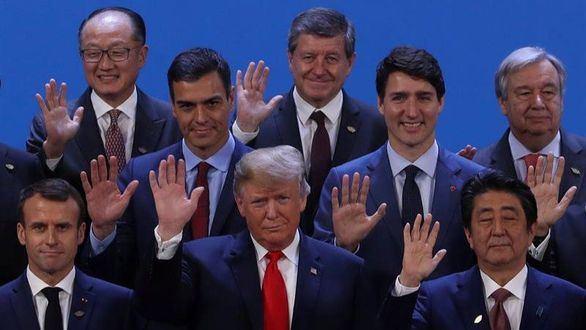 El G20 inyecta 5 billones de dólares para hacer frente al coronavirus