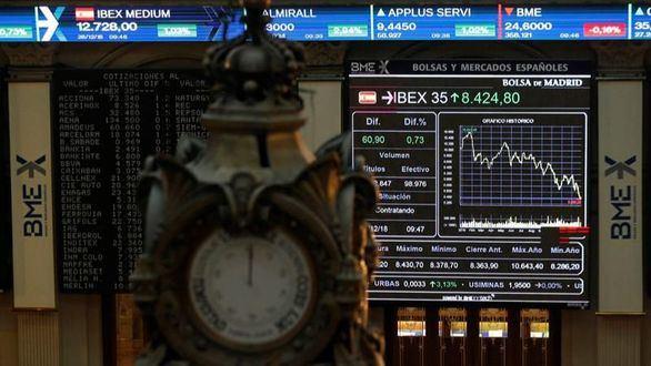 La Bolsa sube el 1,31 % y suma tres jornadas al alza
