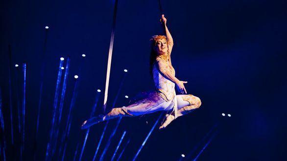Nuevo especial de 60 minutos de Cirque du Soleil en su plataforma online