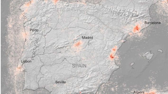 La contaminación desciende en España tras 15 días de confinamiento